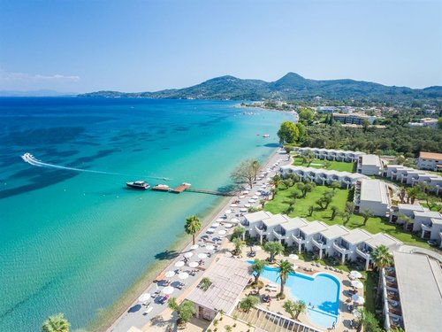 Тур в Domes Miramare 5☆ Греция, о. Корфу