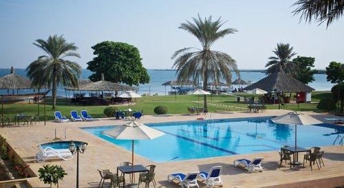 Горящий тур в Flamingo Beach Resort 3☆ ОАЭ, Умм Аль-Кувейн