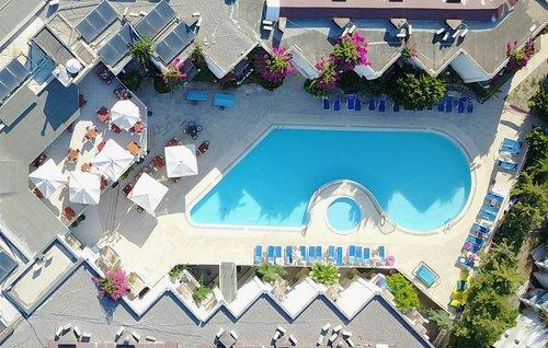 Тур в Serpina Hotel 3☆ Турция, Бодрум