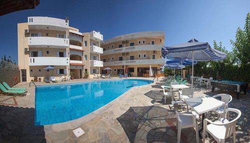 Тур в Dimitra Hotel & Apartments 3☆ Греція, о. Крит - Іракліон