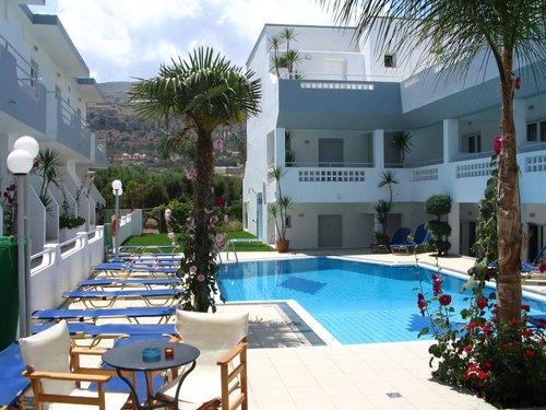 Тур в Emerald Hotel 2☆ Греция, о. Крит – Ираклион