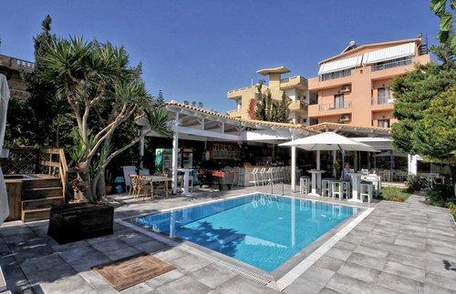 Тур в Georgia Hotel 3☆ Греция, о. Крит – Ираклион