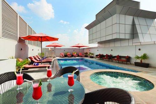 Гарячий тур в Ramada by Wyndham Dubai Deira 4☆ ОАЕ, Дубай