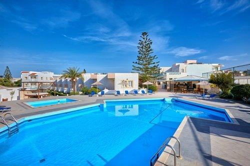 Тур в Klio Apart Hotel 3☆ Греция, о. Крит – Ираклион