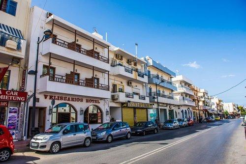 Тур в Velissarios Hotel 2☆ Греция, о. Крит – Ираклион