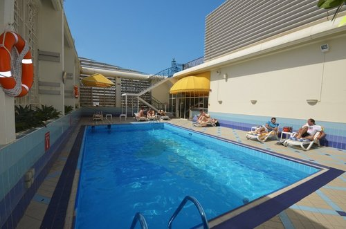 Гарячий тур в Holiday Inn Abu Dhabi Downtown 4☆ ОАЕ, Абу Дабі