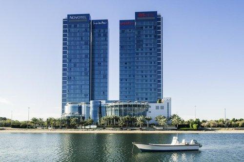 Тур в Ibis Abu Dhabi Gate 3☆ ОАЕ, Абу Дабі