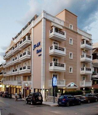 Тур в Jo-An Palace Hotel 4☆ Греция, о. Крит – Ретимно