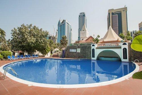 Гарячий тур в Marbella Resort Sharjah 4☆ ОАЕ, Шарджа