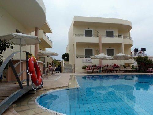 Тур в Yakinthos Hotel 3☆ Греция, о. Крит – Ханья