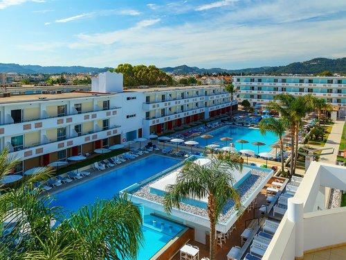 Тур в Dodeca Sea Resort 5☆ Греция, о. Родос