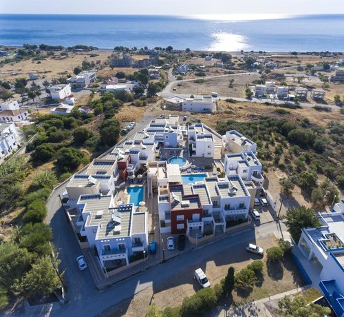 Гарячий тур в Gennadi Gardens Apartments & Villas 3☆ Греція, о. Родос