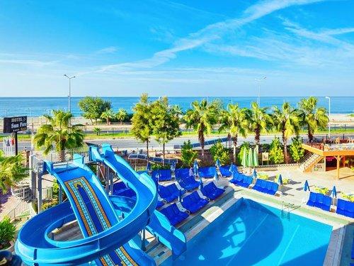 Тур в Sun Fire Beach Hotel 4☆ Туреччина, Аланія
