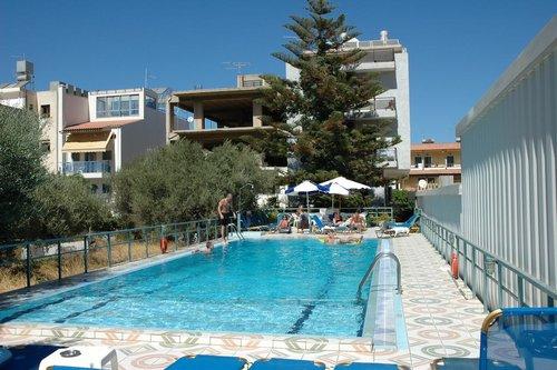Тур в Nontas Apartments 3☆ Греция, о. Крит – Ираклион