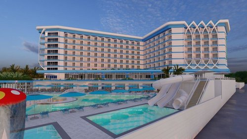 Тур в Granada Luxury Beach 5☆ Турция, Алания