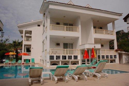 Тур в Oylum Garden Hotel 3☆ Турция, Мармарис
