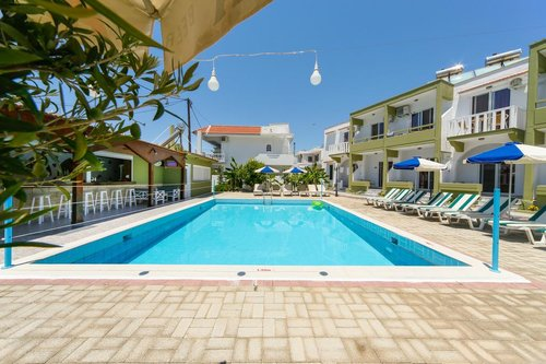 Тур в Tsambika Sun Hotel 2☆ Греция, о. Родос