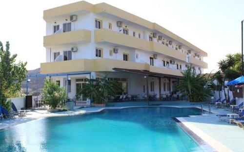 Тур в Sotirakis Hotel 2☆ Греция, о. Родос