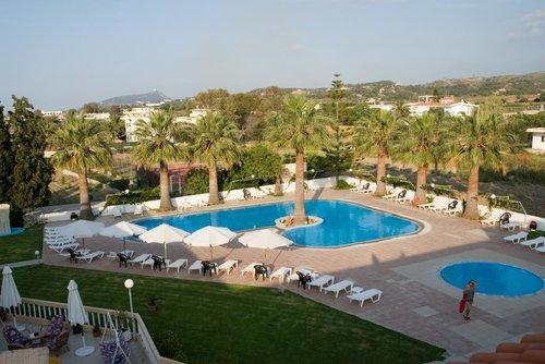 Тур в Sabina Hotel 3☆ Греция, о. Родос