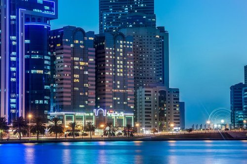 Тур в Golden Tulip Sharjah 4☆ ОАЕ, Шарджа