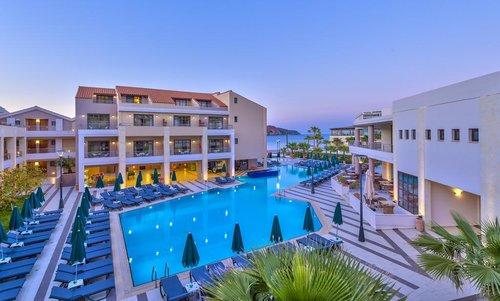 Тур в Porto Platanias Beach Resort & Spa 5☆ Греция, о. Крит – Ханья