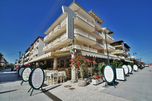 Тур в Parthenon Hotel 3☆ Греція, Пієрія (Паралія Катеріні)