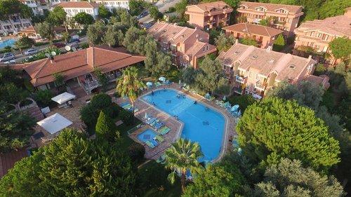 Тур в Katre Hotel Oludeniz 4☆ Туреччина, Фетхіє