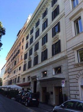 Тур в Berg Luxury Hotel 4☆ Італія, Рим