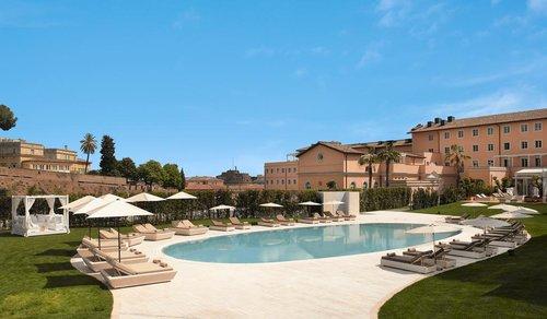 Тур в Gran Melia Roma Villa Agrippina 5☆ Италия, Рим