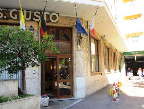 Тур в San Giusto Hotel 3☆ Италия, Рим