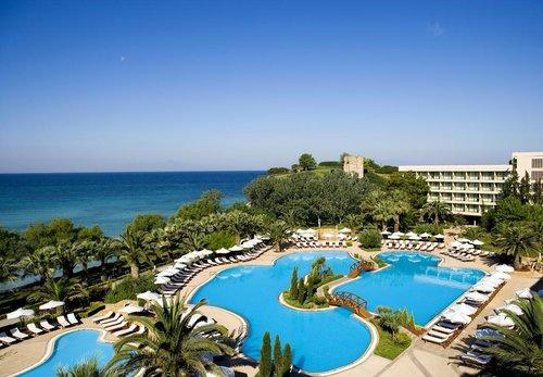 Тур в Sani Beach Hotel 5☆ Греция, Халкидики – Кассандра