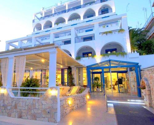Тур в Secret Paradise Hotel & Spa 4☆ Греция, Халкидики – Неа Калликратия