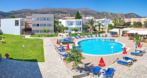 Тур в Maria Rousse Hotel 2☆ Греция, о. Крит – Ираклион