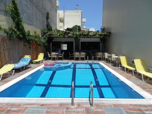 Тур в Haris Apartments (Hersonissos) 3☆ Греція, о. Крит - Іракліон