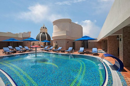 Тур в Royal Rose Hotel Abu Dhabi 5☆ ОАЭ, Абу Даби