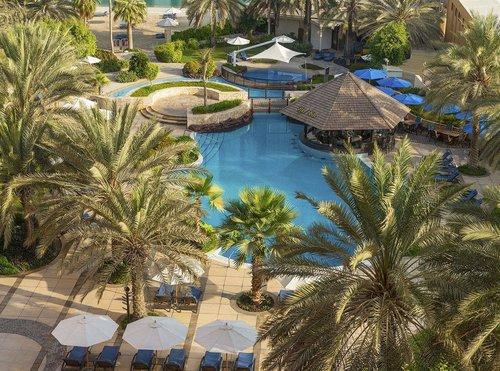 Тур в Sheraton Abu Dhabi Hotel & Resort 5☆ ОАЕ, Абу Дабі