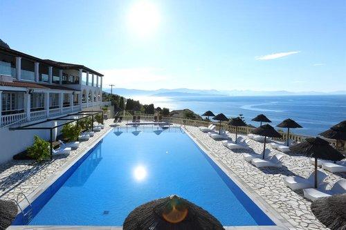 Тур в Pantokrator Hotel 3☆ Греция, о. Корфу
