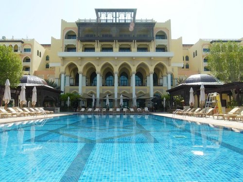 Тур в Shangri-La Hotel Qaryat Al Beri Abu Dhabi 5☆ ОАЭ, Абу Даби