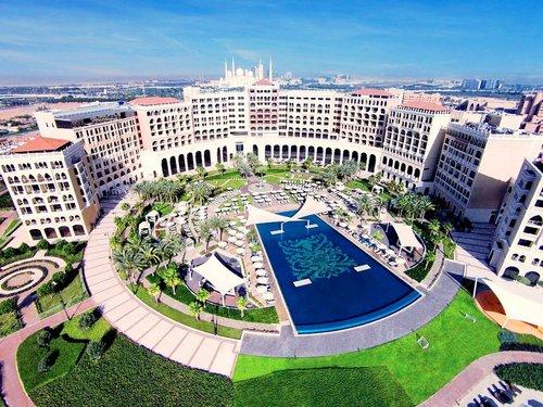 Тур в The Ritz-Carlton Grand Canal Abu Dhabi 5☆ ОАЕ, Абу Дабі