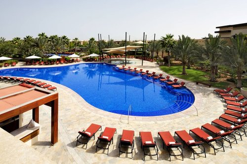 Тур в The Westin Abu Dhabi Golf Resort & Spa 5☆ ОАЕ, Абу Дабі