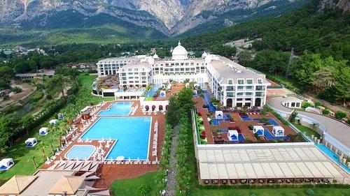 Тур в Amara Premier Palace 5☆ Турция, Кемер