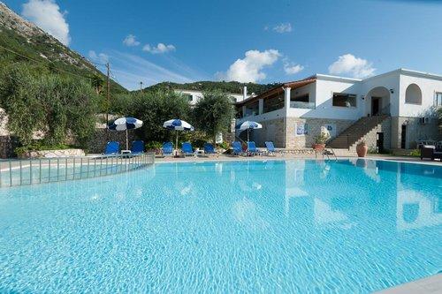 Тур в Crystal Blue Apartments 3☆ Греция, о. Корфу
