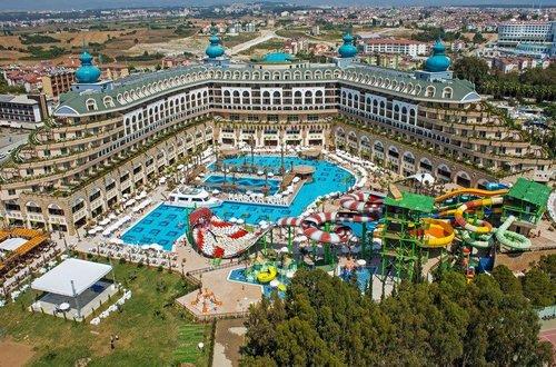 Тур в Crystal Sunset Luxury Resort & Spa 5☆ Турция, Сиде