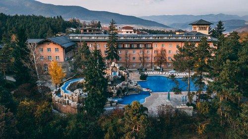 Тур в Двореца Хотел Спа 5☆ Болгария, Велинград