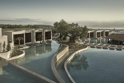 Тур в Olea All Suite Hotel 5☆ Греция, о. Закинф
