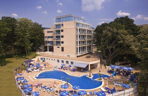 Горящий тур в Holiday Park Hotel 4☆ Болгария, Золотые пески