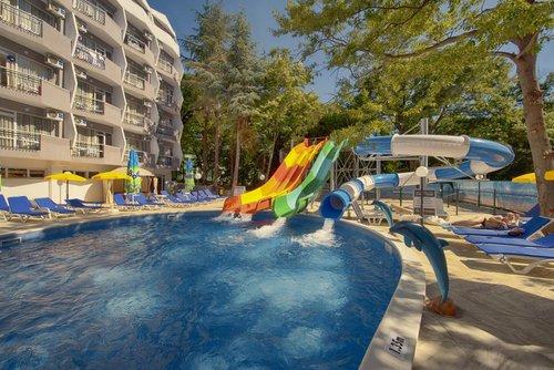 Тур в Prestige Deluxe Aquapark Club 4☆ Болгария, Золотые пески