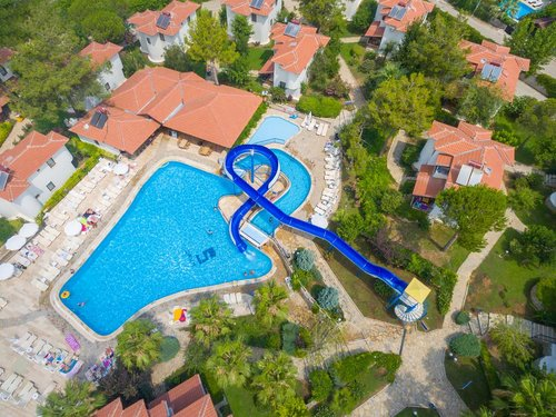 Тур в Club Orka Hotel & Villas 4☆ Туреччина, Фетхіє