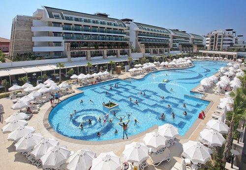 Тур в Crystal Waterworld Resort & Spa 5☆ Турция, Белек