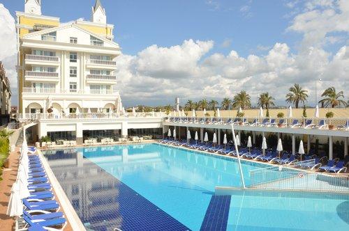 Гарячий тур в Dream World Resort & Spa 5☆ Туреччина, Сіде